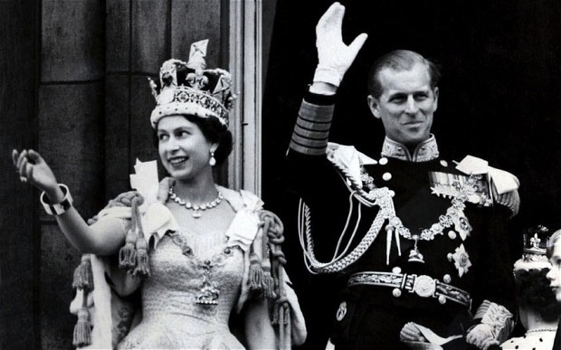 True blue bloods with the longevity of my Royal Pudding post! Long live the Queen