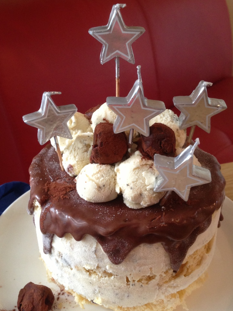 Can you see the Southern Cross?  Happy Birthday Australia in all the finest, chocolatey, tradition :)