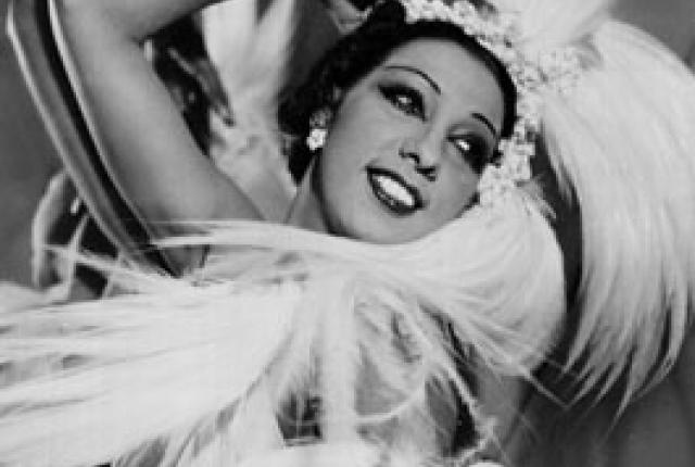 Beautiful, graceful and elegant Josephine Baker